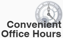 convinient office hours
