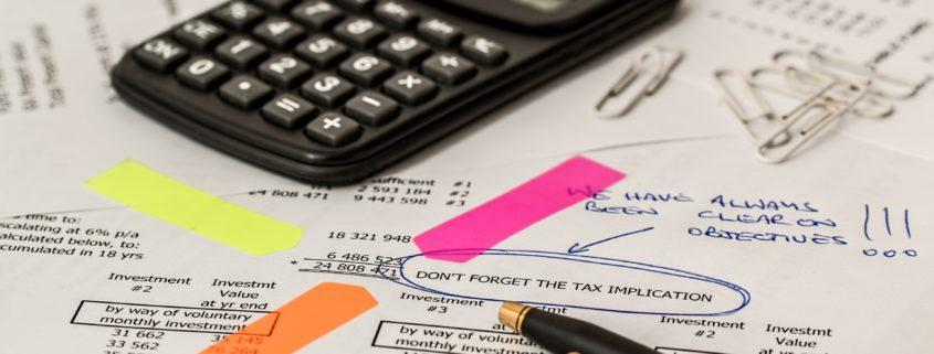 Tax Numbers and Calculator